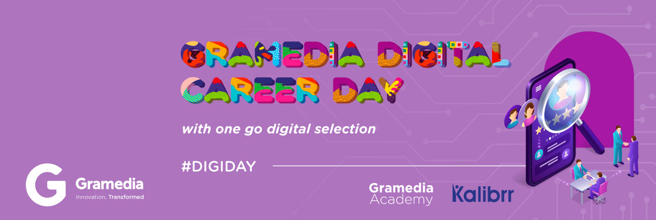 Gramedia Digital Career Day