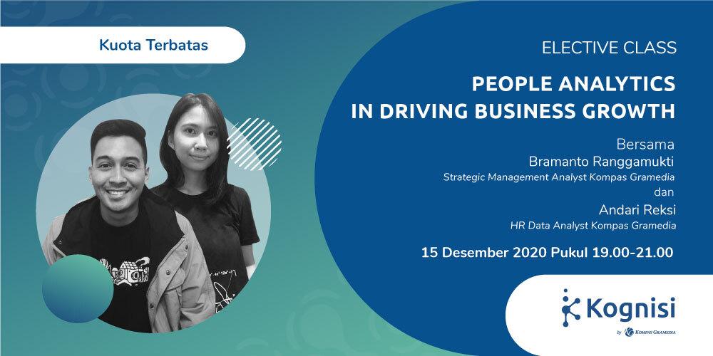 Gambar event People Analytics in Driving Business Growth dari Kognisi Kompas Gramedia